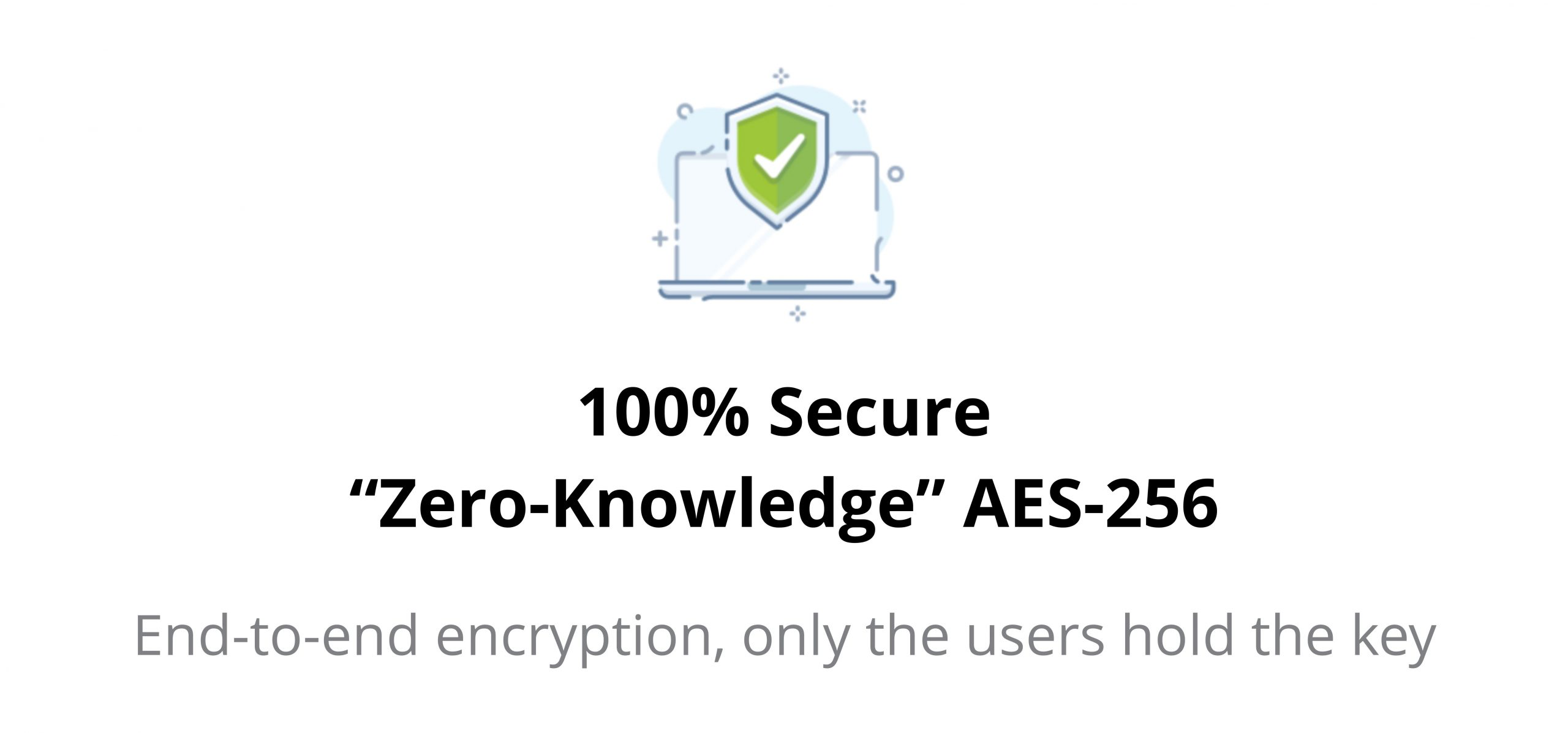 Zero-knowledge AES-256