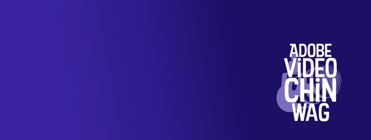 Adobe Chinwag background