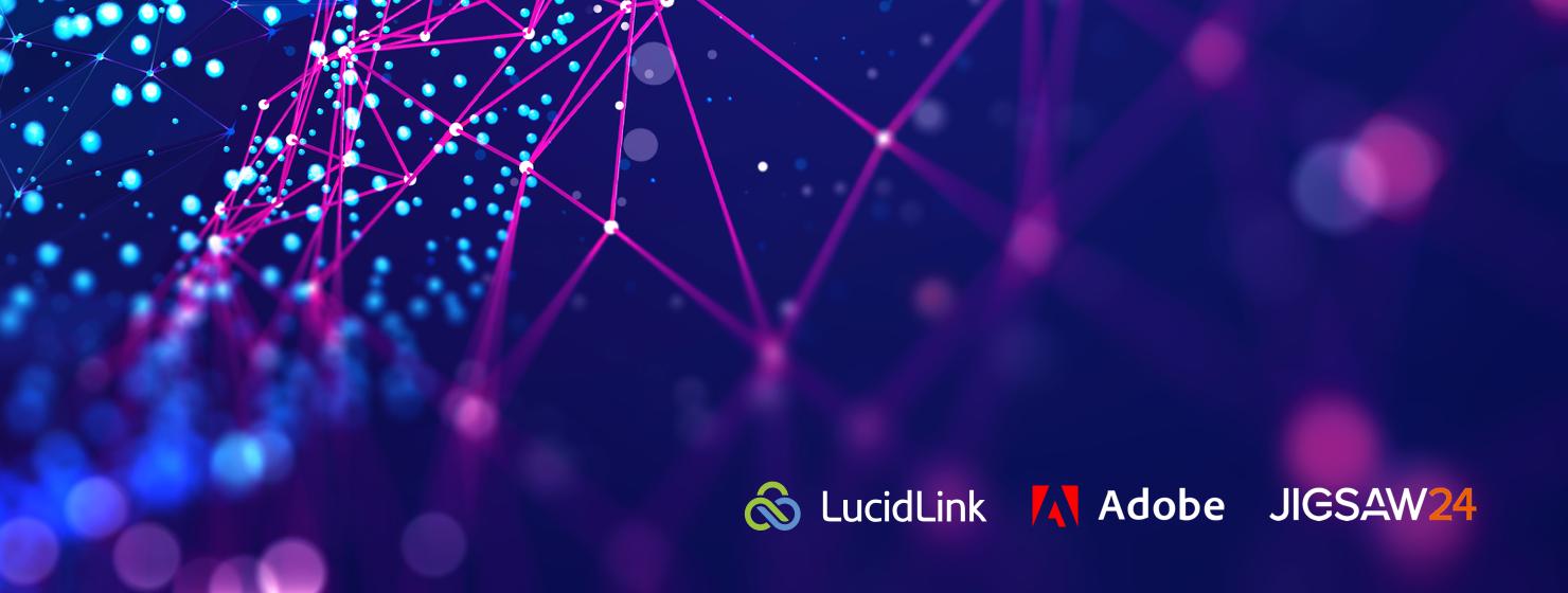 Jigsaw Adobe LucidLink
